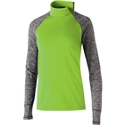 Lime/Carbon Heather-229358