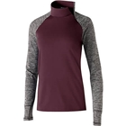 Maroon/Carbon Heather-229358
