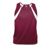 Maroon/White-TC-8661B