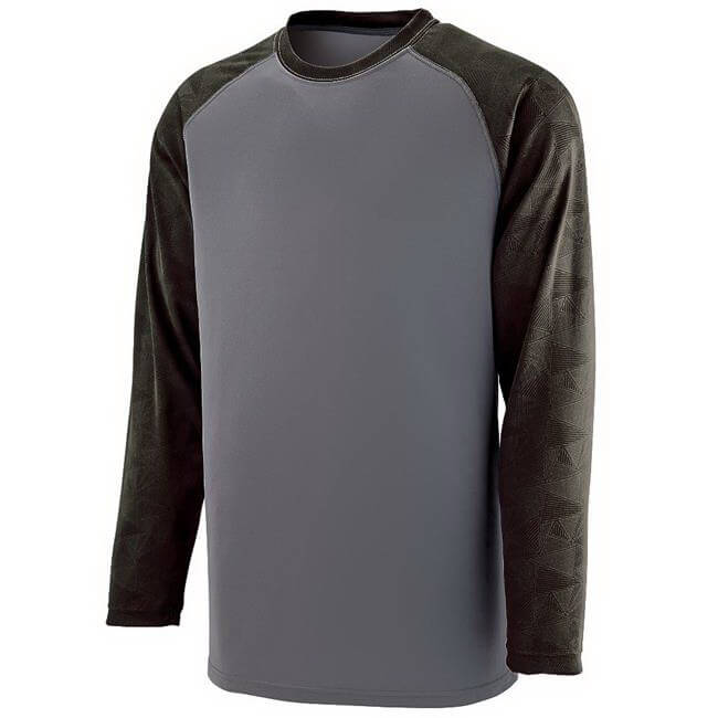 Augusta Youth Fast Break Long Sleeve Jersey
