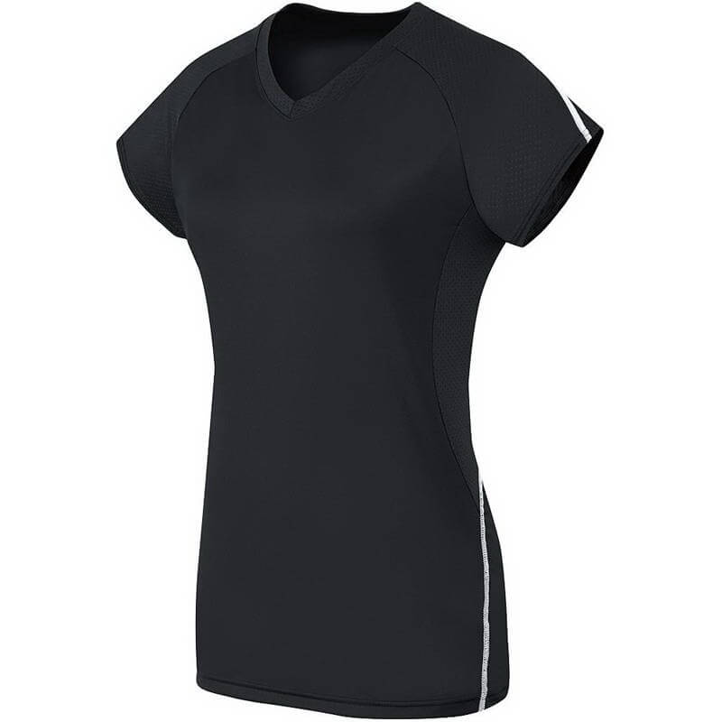 High Five Women's Short Sleeve Solid Jersey