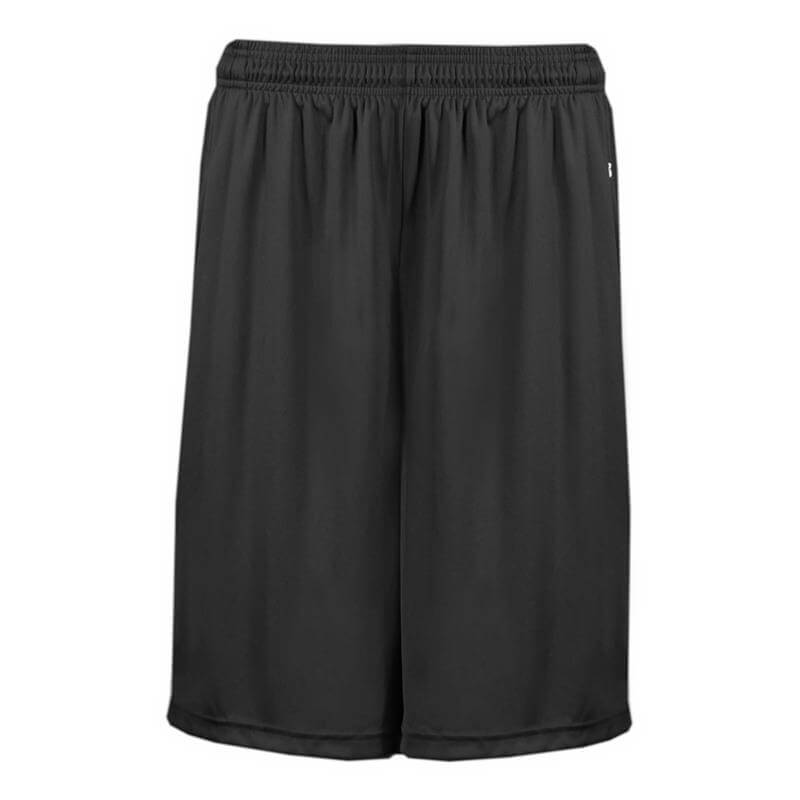 Badger Men's B-Core Pocketed 10-Inch Shorts