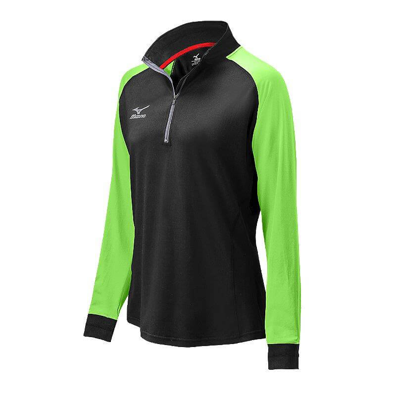 Mizuno Women's Elite 9 Prime 1/2 Zip Jacket
