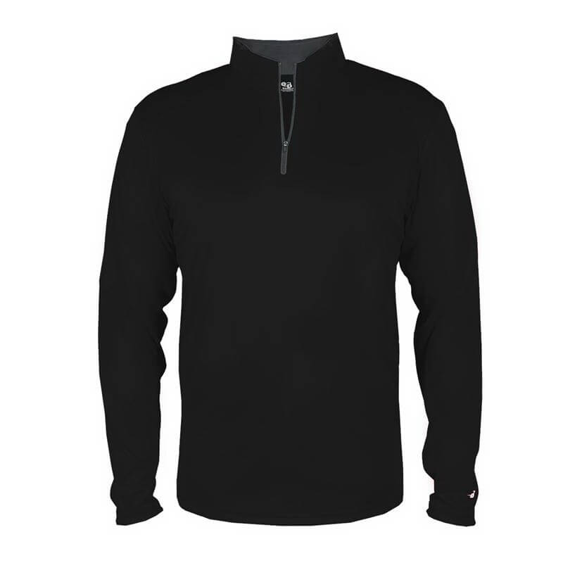 Badger Men's B-Core 1/4 Zip Pullover