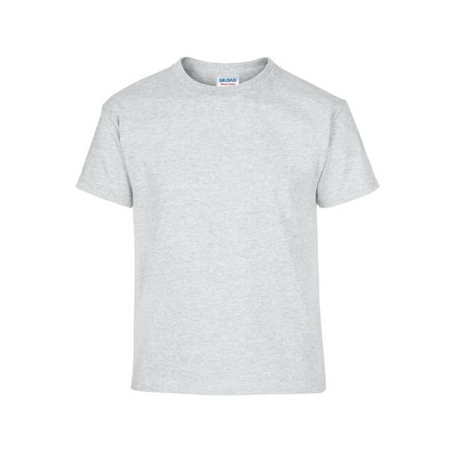 Gildan Youth 100% Cotton Heavy T-Shirt