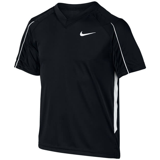 Nike Youth Face-Off Stock Short Sleeve Jersey