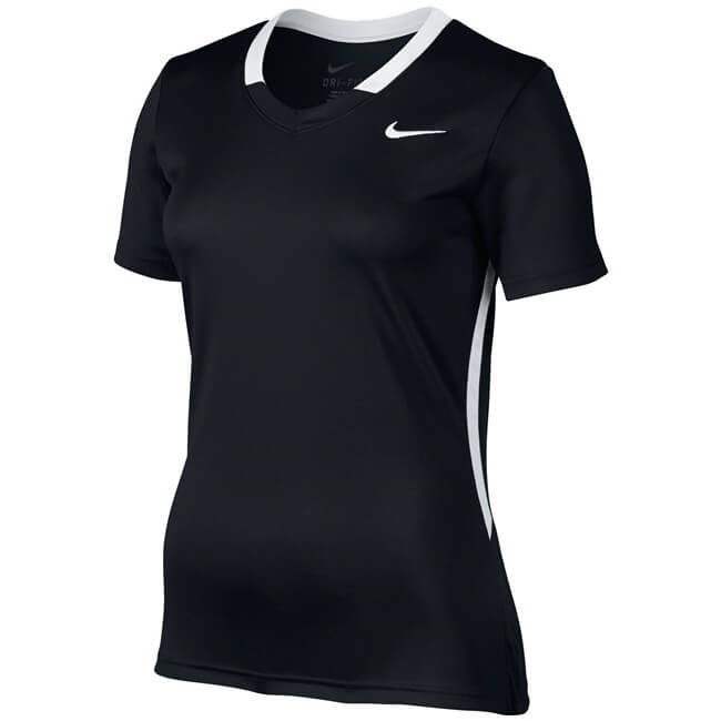 Nike Women's Stock Face-Off Short Sleeve Jersey