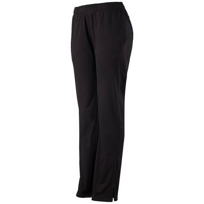 Augusta Women's Solid Brushed Tricot Pants