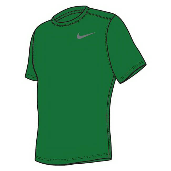 Nike Youth Legend Short Sleeve Shirt