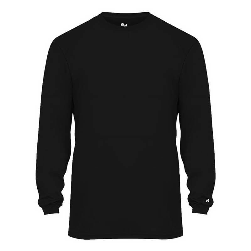 Badger Men's B-Core Long Sleeve Tee