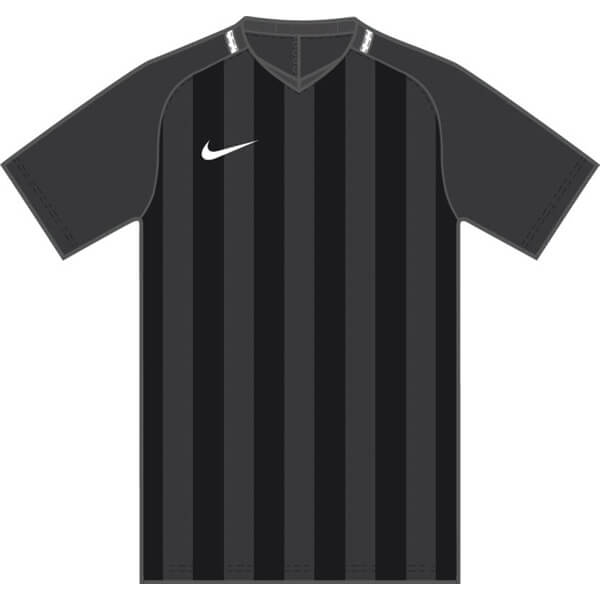 Nike Youth Striped Division III Short Sleeve Jersey