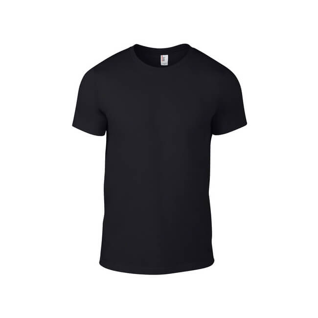 Anvil Men Lightweight Fashion Short Sleeve T-Shirt