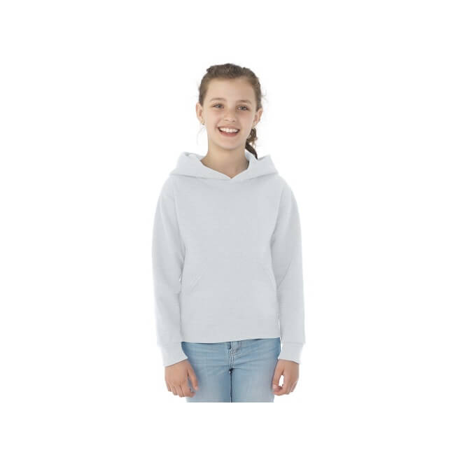 Jerzees Youth NuBlend Hooded Sweatshirt