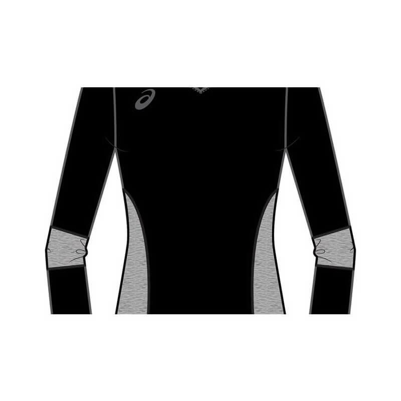 Asics Youth Jr. Decoy Long Sleeve Jersey