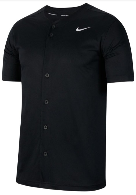 Nike Men's Stock Vapor Select Full Button Jersey