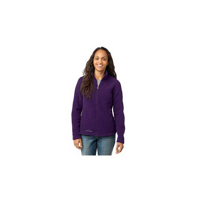 Eddie Bauer Women's Full-Zip Fleece Jacket