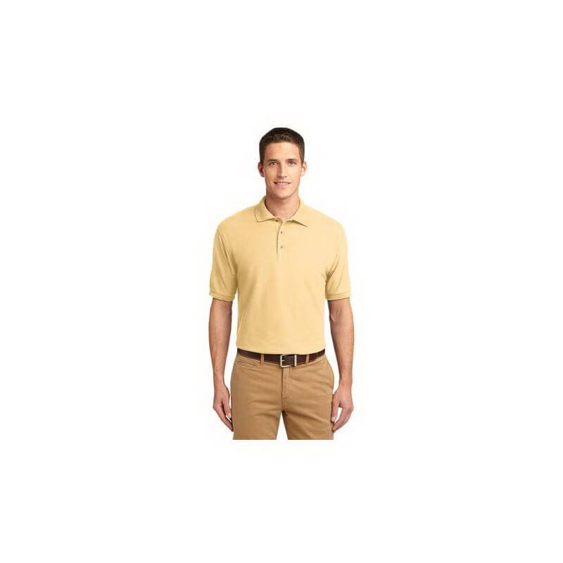 c975f27a4fb35 Port Authority Men Silk Touch Polo