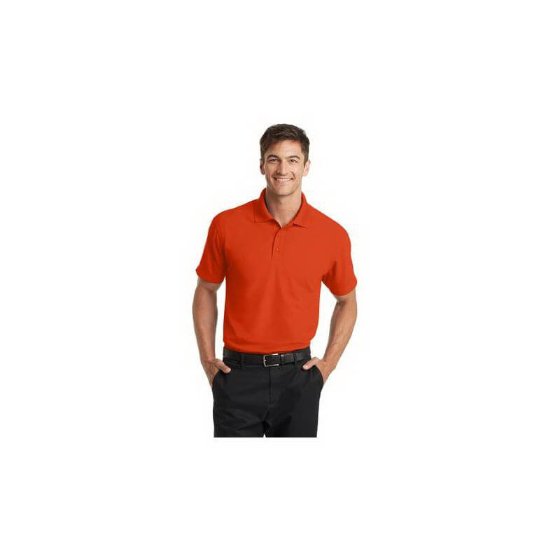 0a3c6236 Port Authority Men Dry Zone Grid Polo | TC