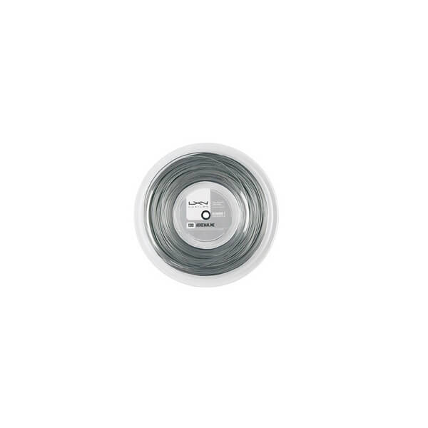 Luxilon Adrenaline 130 200M String - Reel (Grey)