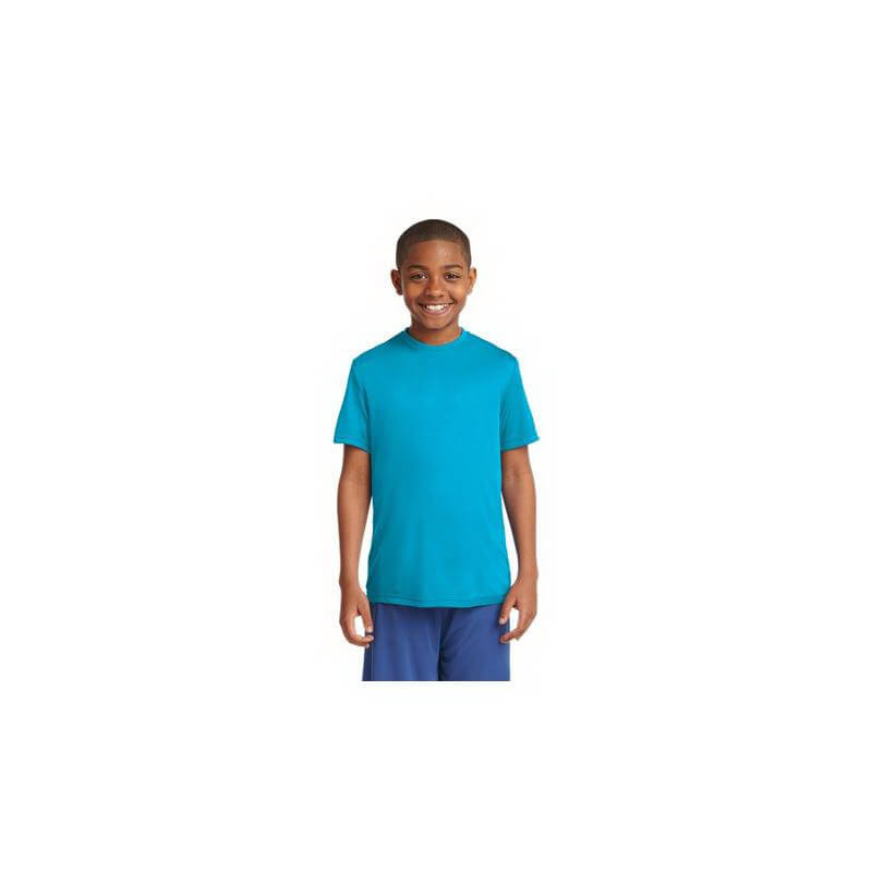 Sport-Tek Youth Posicharge Compressionetitor Tee
