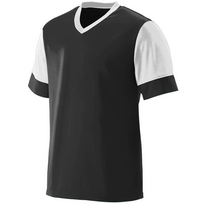 7e9c57dbb07 Augusta Youth Lightning Jersey