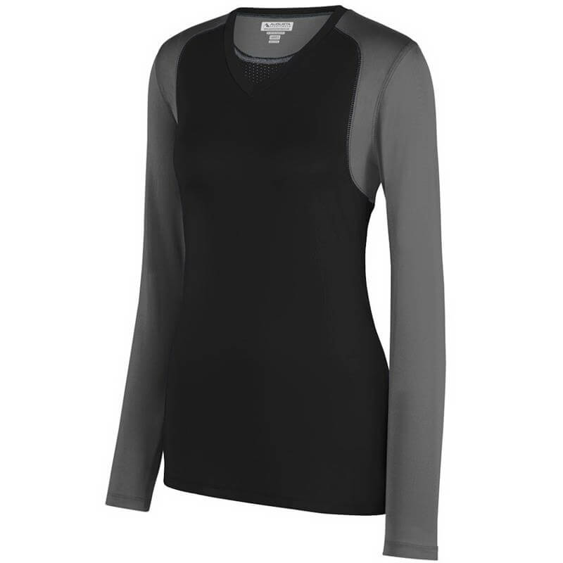 Augusta Women's Astonish Long Sleeve Jersey