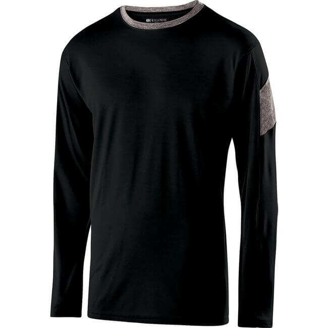 Holloway Men's Electron Long Sleeve Shirt