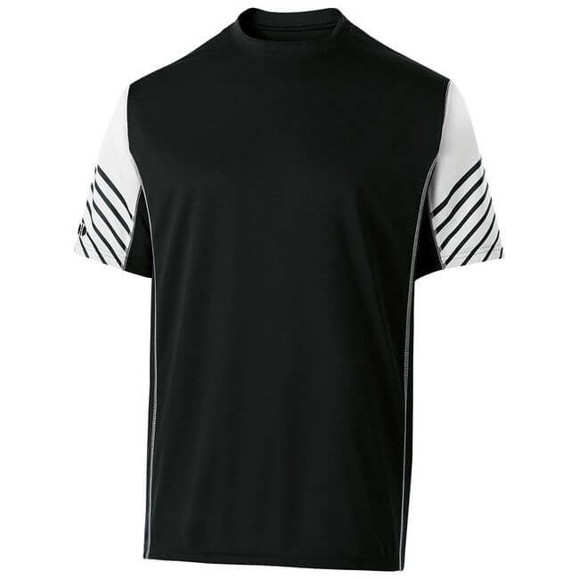 Holloway Youth Short Sleeve Arc Shirt
