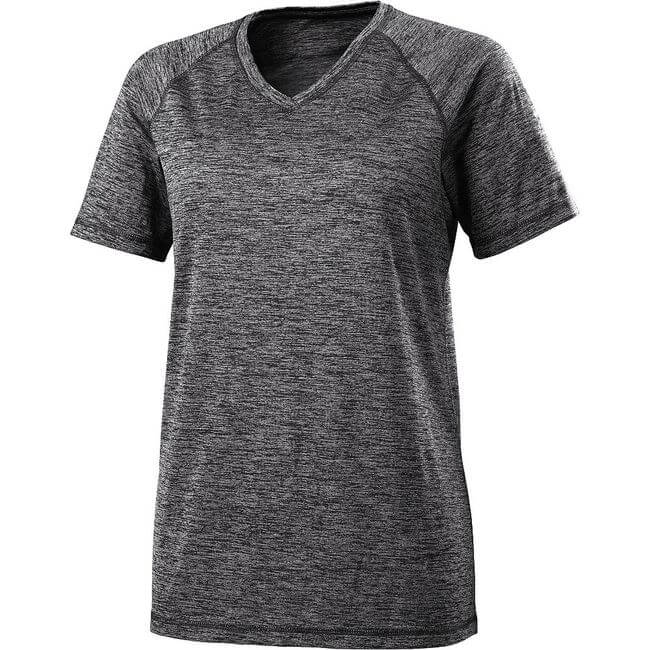 Holloway Women's Electrify 2.0 V-Neck Short Sleeve Shirt