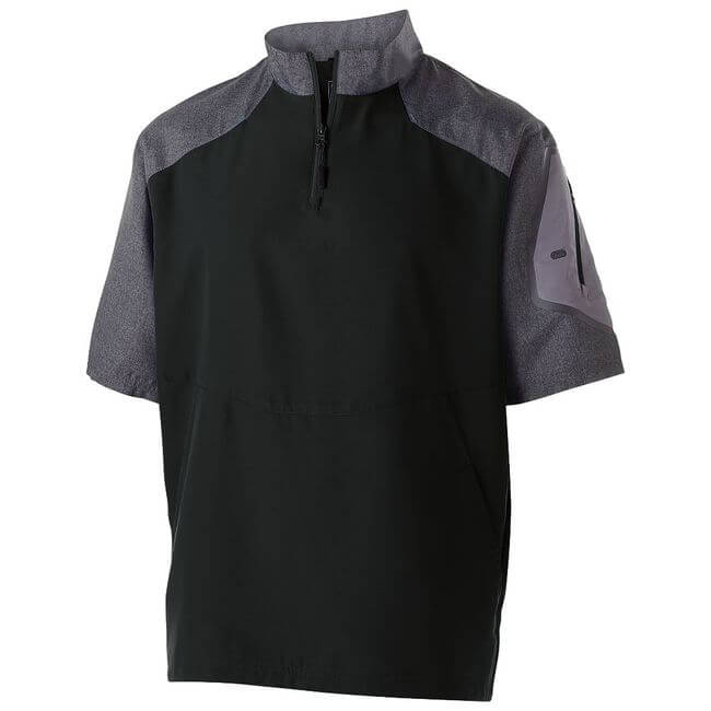 Holloway Men's Raider Short Sleeve Pullover