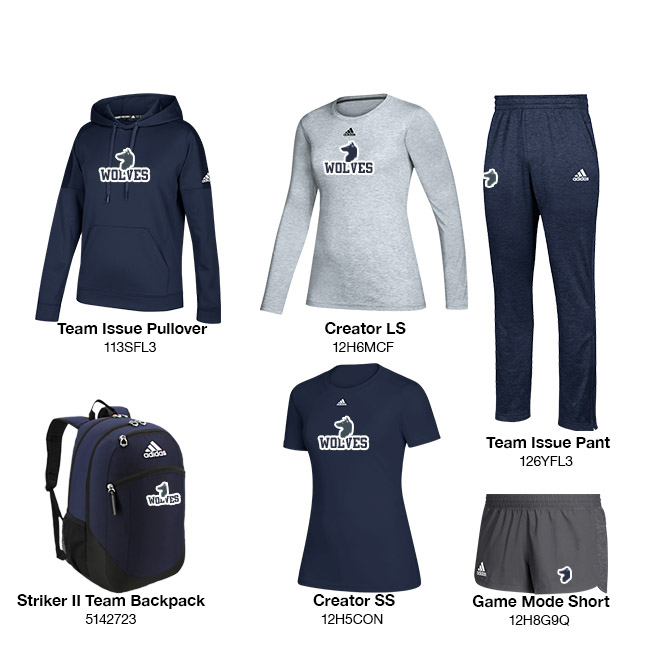 Adidas Women's Fleece Package
