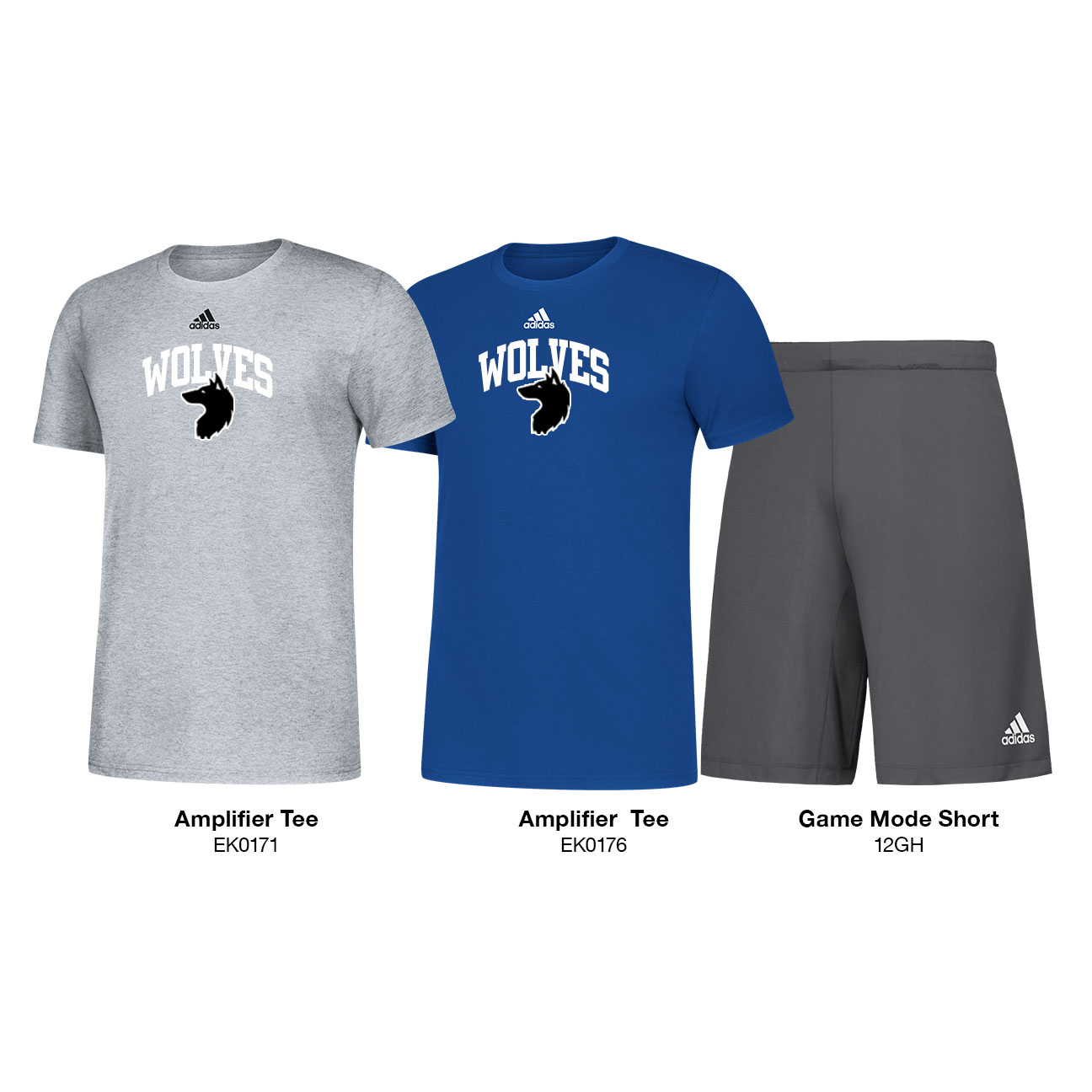 Men's Adidas Package