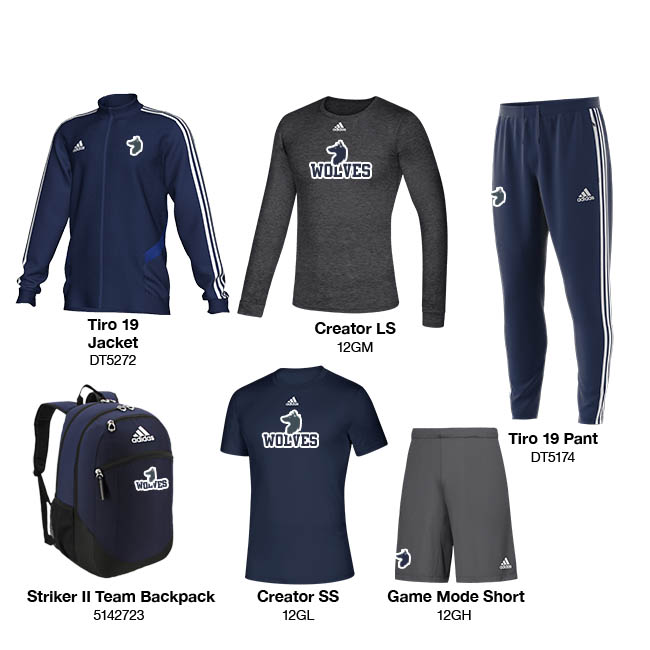 Adidas Men's Performance Package