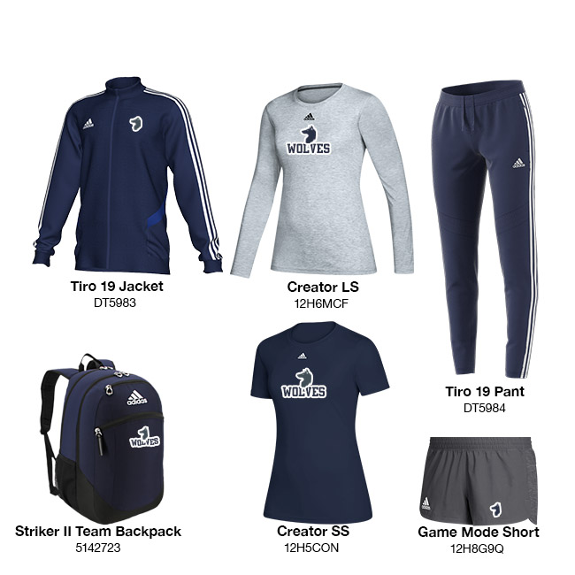 Adidas Women's Performance Package