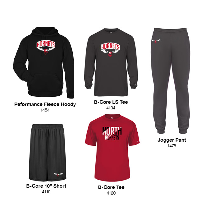 Badger Men's Fleece Package