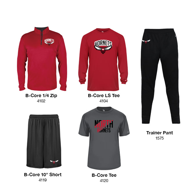 Badger Men's Performance Package
