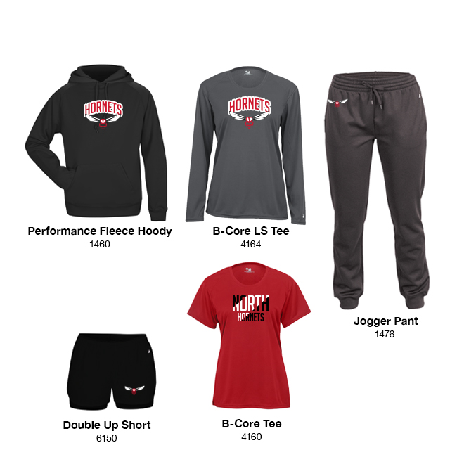 Badger Women's Fleece Package