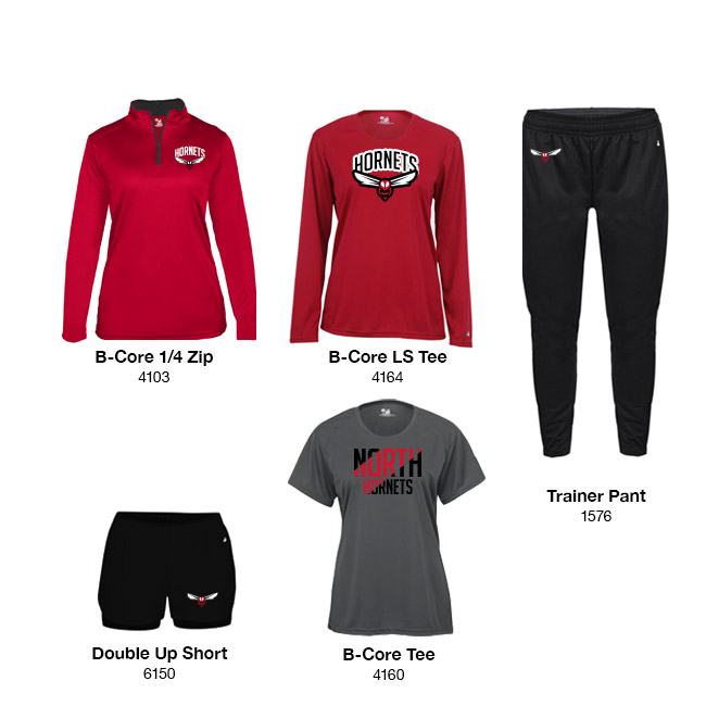 Badger Women's Performance Package