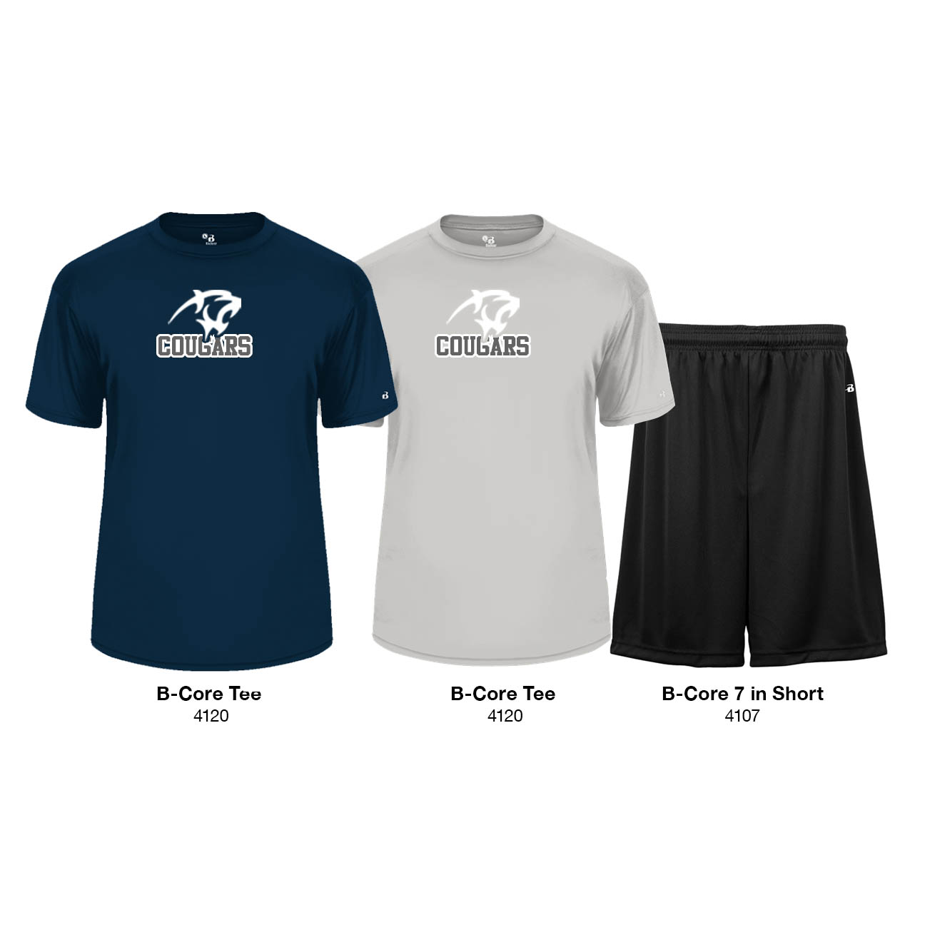 Men's Badger Package