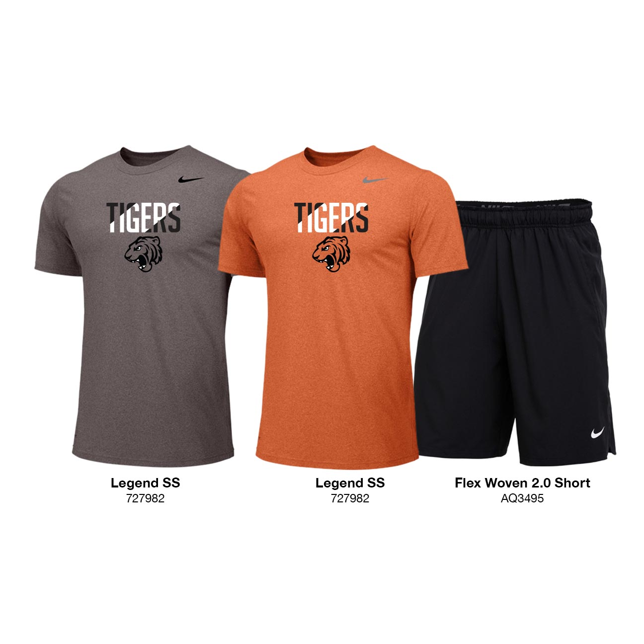 Men's Nike Package