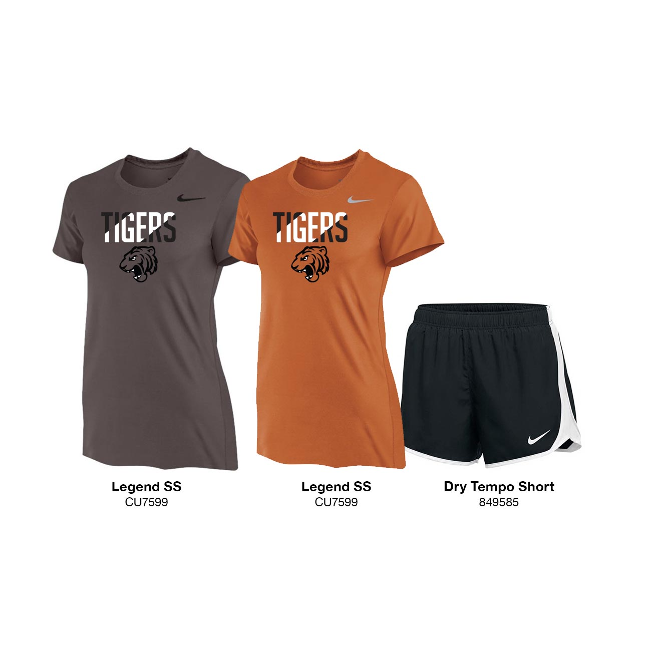 Women's Nike Package