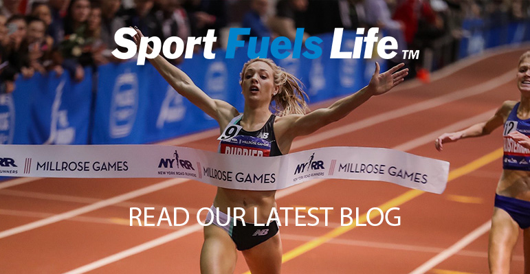 Sport Fuels Life Tell Us How Sport Fuels Your Life