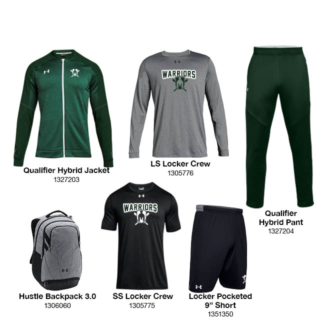 UA Men's Hybrid Package