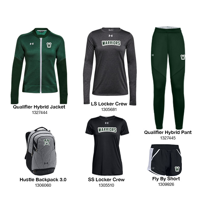 UA Women's Hybrid Package