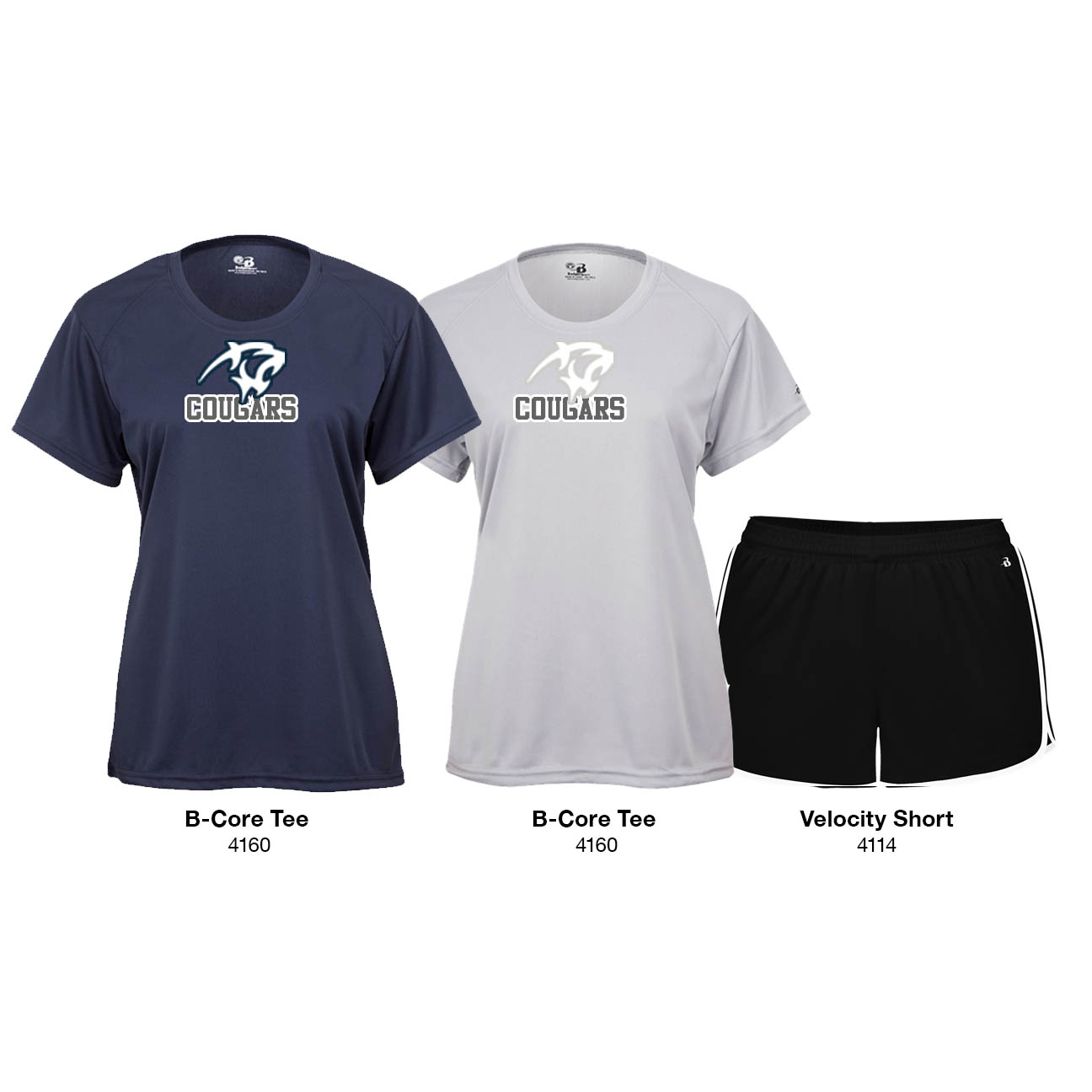 Women's Badger Package