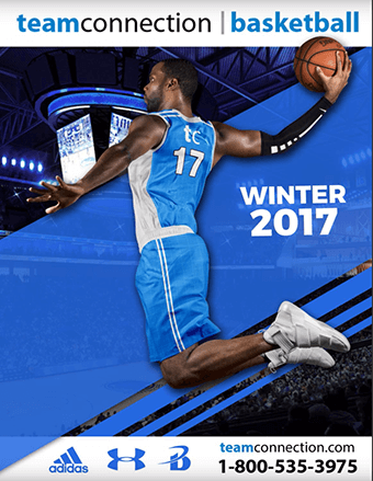 Basketball Winter 2017 Catalog