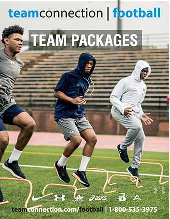 Football Team Packages Catalog