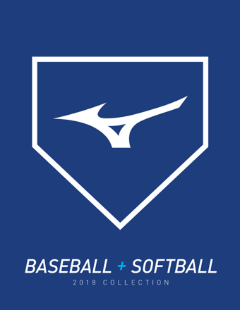 softball and baseball catalogs from Mizuno