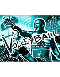 Adidas Volleyball 2018