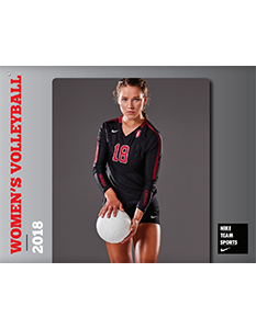 Nike Volleyball Catalog 2018